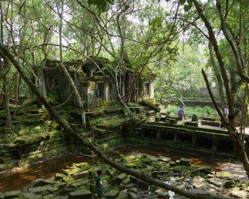世界遺産紀行!ラオスとカンボジアの世界遺産を巡る  古都ルアンパバーンとアンコール遺跡の旅6日間
